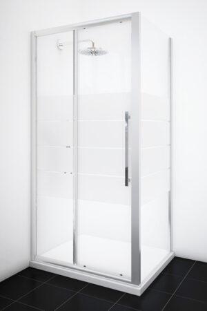 box doccia cristallo 6mm 195 lara