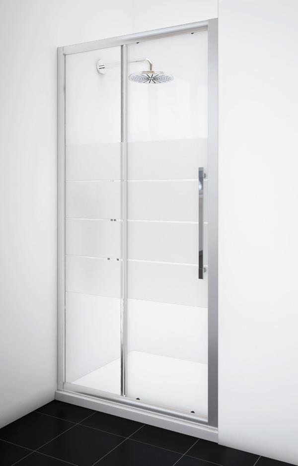 porta doccia cristallo 6mm 195h dx