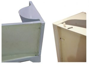 agganci trasformazione vasca in box doccia
