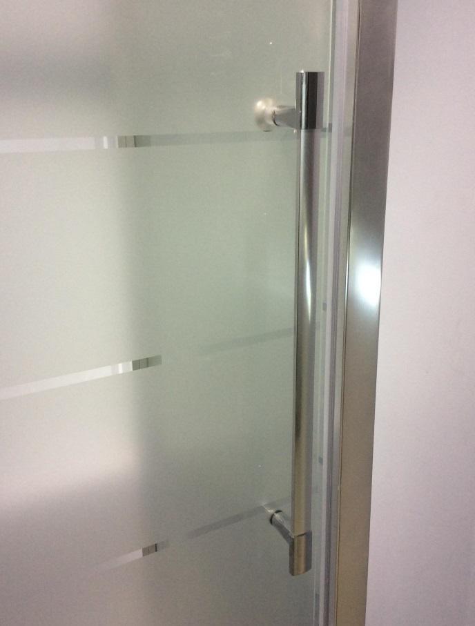 trasformazione vasca in box doccia profili