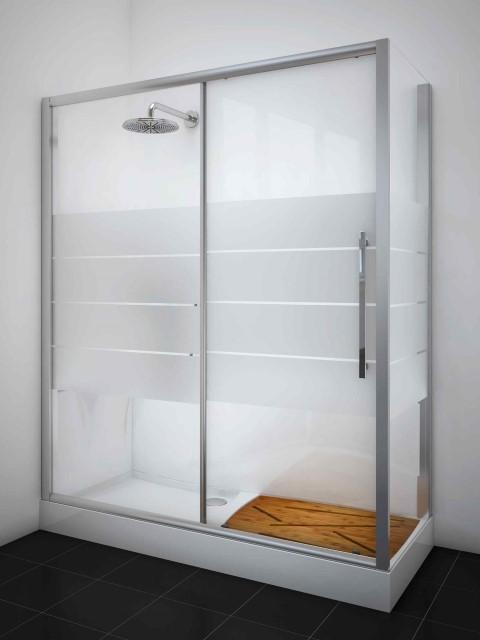 Trasformare vasca in doccia senza opere murarie: economico, veloce e ...