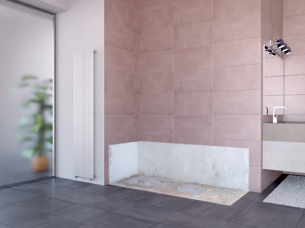 trasformazione vasca in box doccia