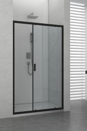 cabina doccia incassata